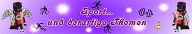 Sport und derartige Themen