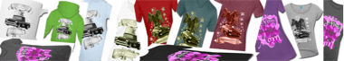 oldtimes777 shirt design Motorrad Auto Service Woman