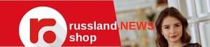 russland.TV und russland.NEWS Shop