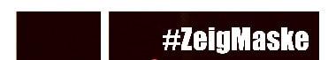 #ZeigMaske