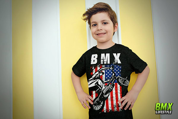 BMX Apparel | Kids & Teens