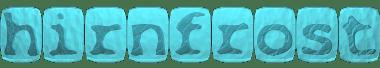 Hirnfrost-Design