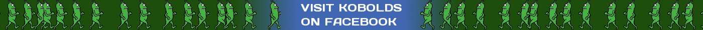 Kobolds on Facebook